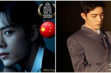 10 Potret Xiao Zhan, bintang top China tertampan nomor satu di dunia