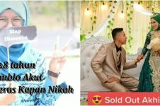Kisah guru menikahi mantan muridnya di SMA ini bikin netizen baper