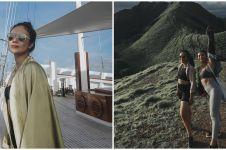8 Momen liburan seru Wulan Guritno & Shalom Razade di Labuan Bajo