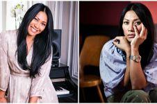 Unggah foto lawas saat 16 tahun, paras Anggun C Sasmi jadi sorotan