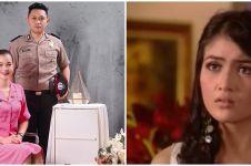 Kini jadi istri TNI-Polri, potret awal karier 9 artis ini manglingi