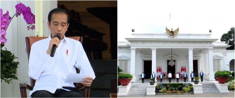 Ini 6 menteri baru Kabinet Indonesia Maju, ada Tri Rismaharini