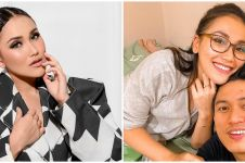 7 Momen romantis Ayu Ting Ting dan Adit Jayusman, bikin baper