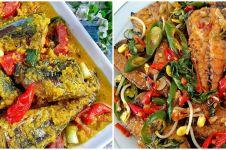 8 Resep kreasi ikan salem, mudah dibuat dan menggugah selera