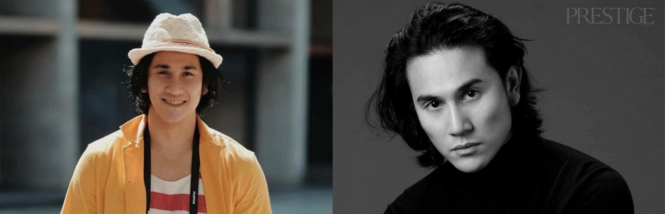 10 Transformasi Vino G Bastian sejak awal karier, gaya rambut ikonik