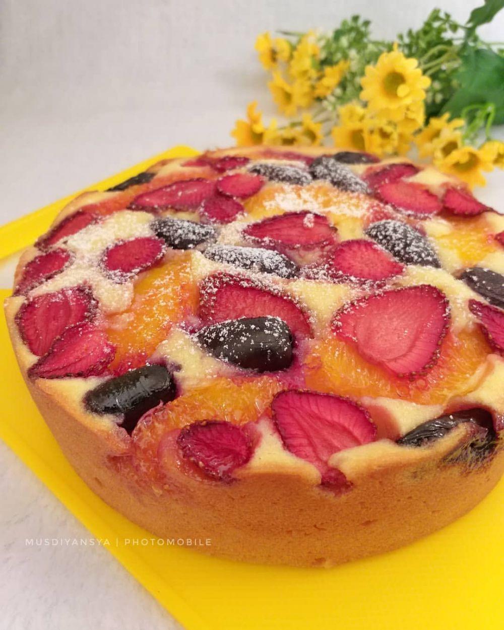 Resep kue untuk perayaan Natal Instagram