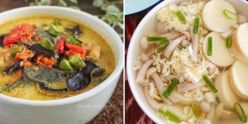 10 Resep aneka sup jamur, praktis dan cocok jadi sajian keluarga