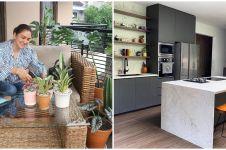 10 Potret rumah Donna Agnesia, dapurnya kece usai direnovasi