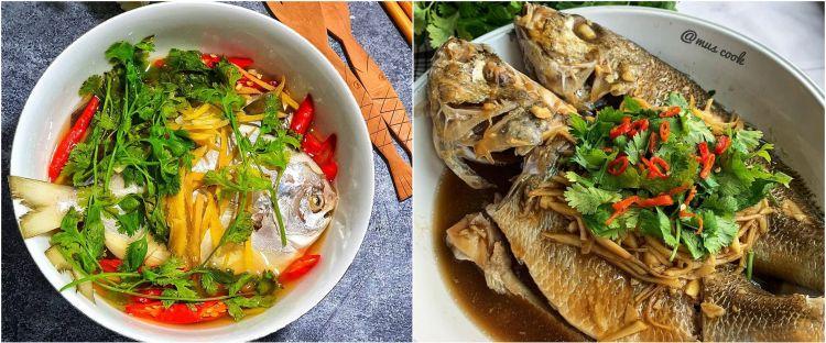 10 Resep olahan ikan kukus, enak, sehat dan mudah dibuat