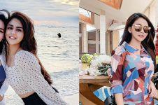 9 Potret persahabatan Wika Salim dan Jenita Janet, bak saudara kandung
