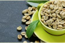 Cara membuat masker kopi hijau, dapat melembapkan kulit