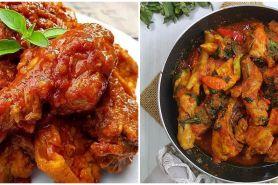 12 Resep ayam bumbu merah, enak, sederhana, dan praktis