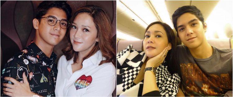 Al Ghazali unggah foto remaja Maia Estianty, disebut mirip Tissa Biani