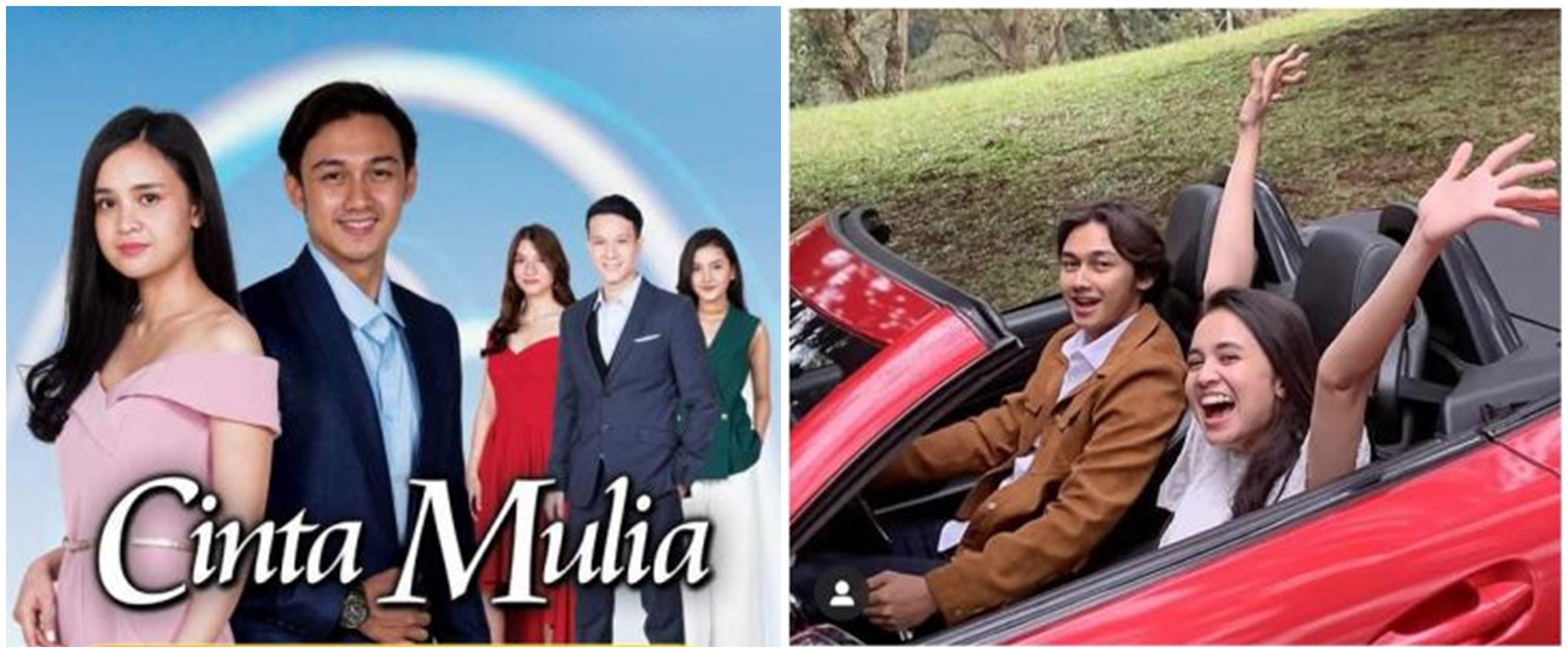 Potret awal karier 6 pemain sinetron Cinta Mulia, Hito bikin pangling