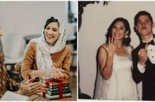 Baru diekspos, ini 6 momen nikahan Nino Fernandez dan Hannah Al Rashid