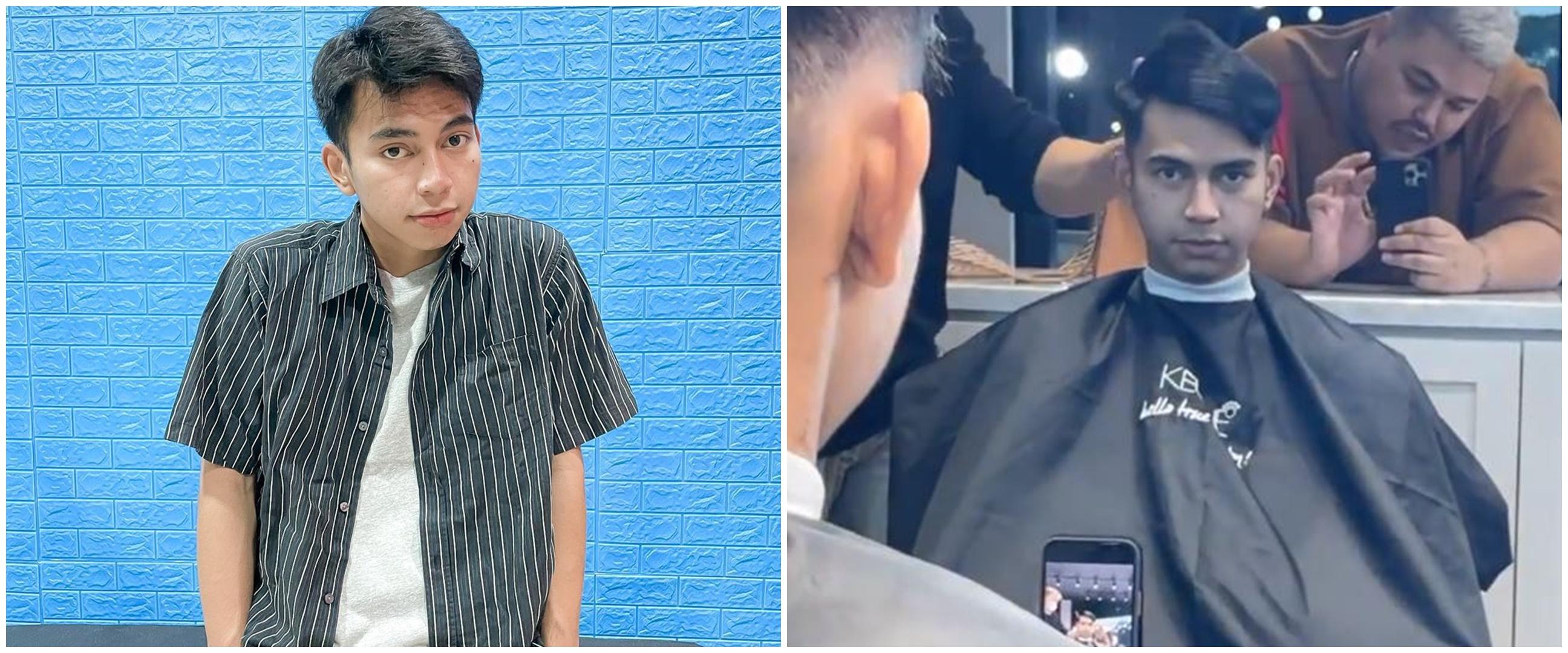 7 Potret Dimas Ahmad usai 'dipermak' Ivan Gunawan, makin menawan