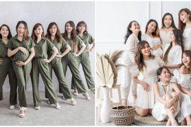 9 Pemotretan terbaru 9 eks member Cherrybelle, pertanda comeback?