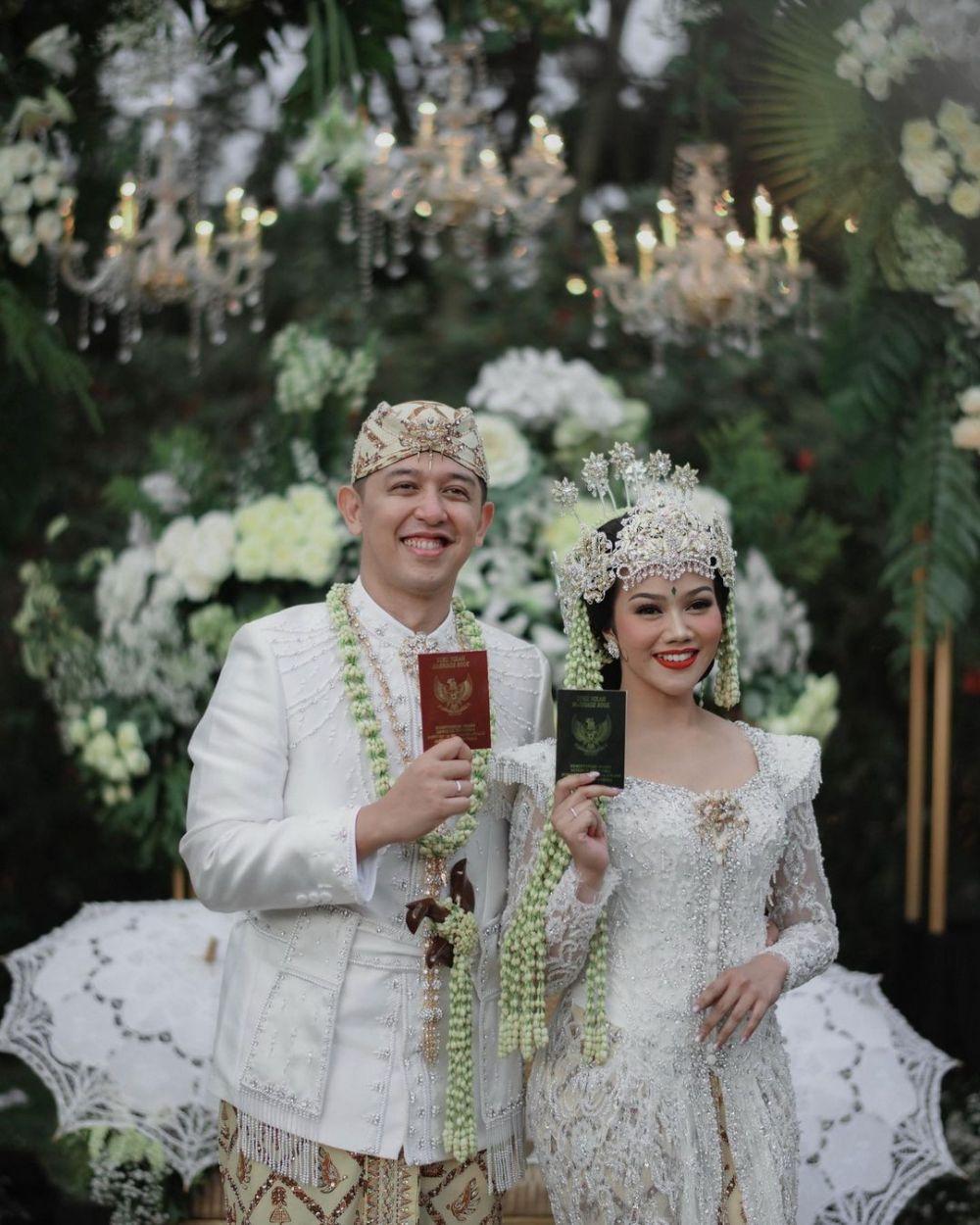 Mahar artis saat menikah 2020 © 2020 brilio.net