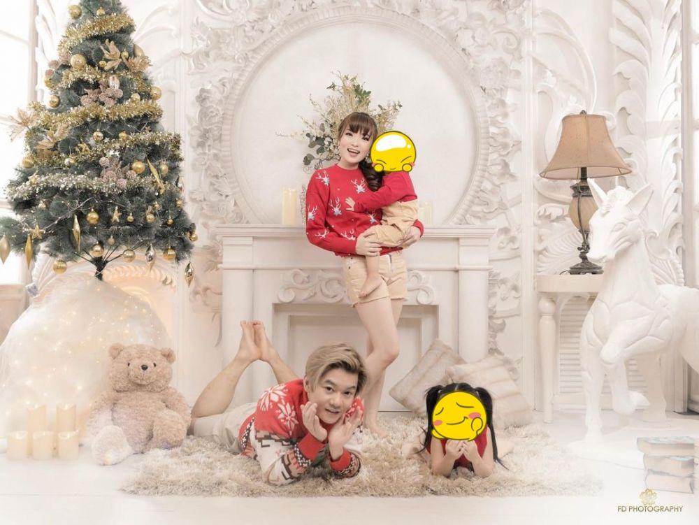Pemotretan Natal seleb 2020 © Instagram