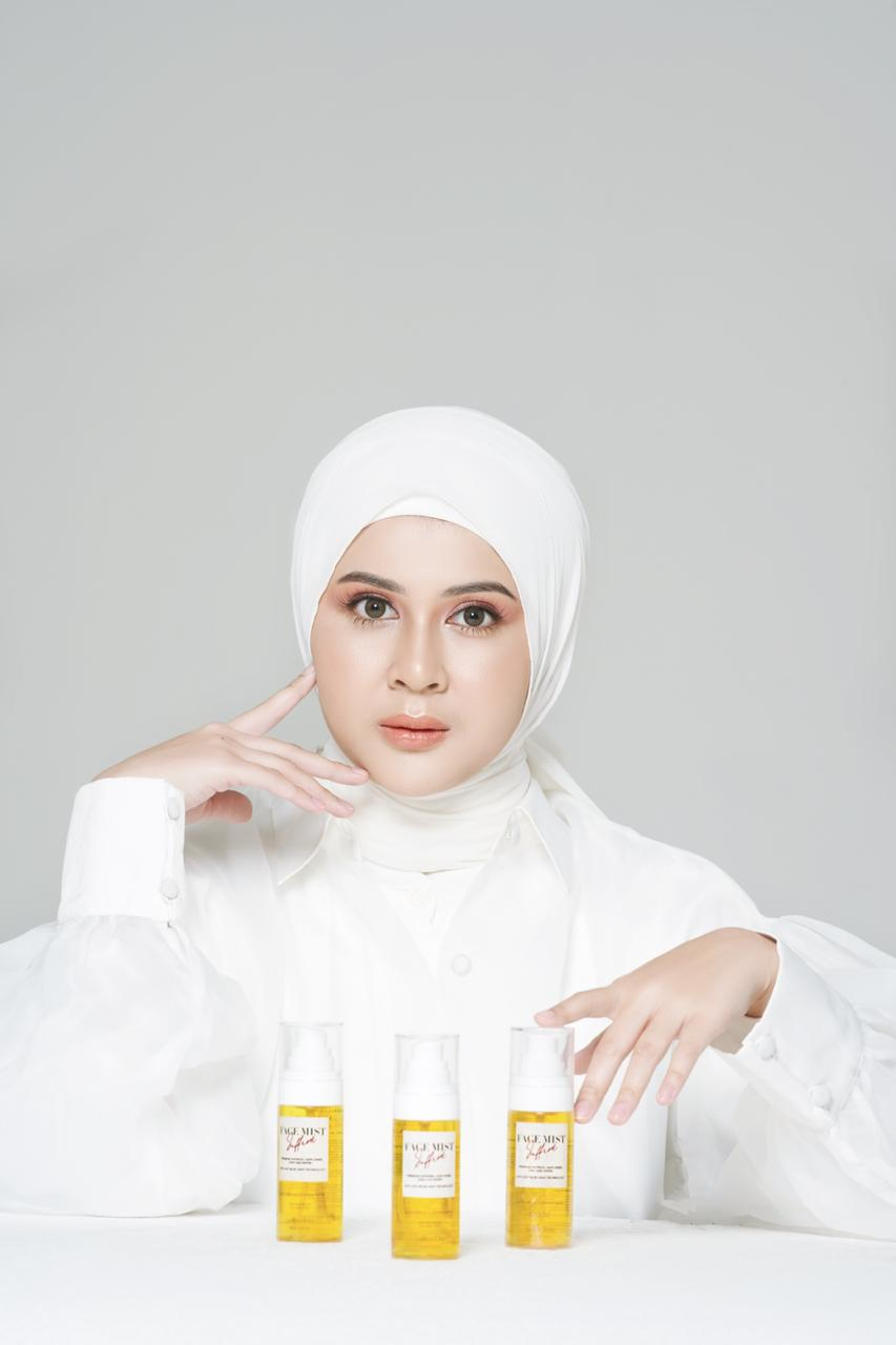 Seleb luncurkan produk skincare © 2020 brilio.net