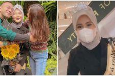 10 Momen bridal shower Kesha Ratuliu, diarak keliling mal