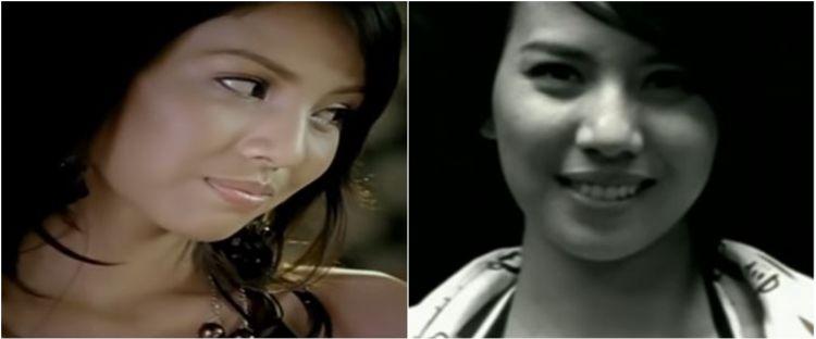 10 Potret lawas Tya Ariestya, langganan jadi model video klip band