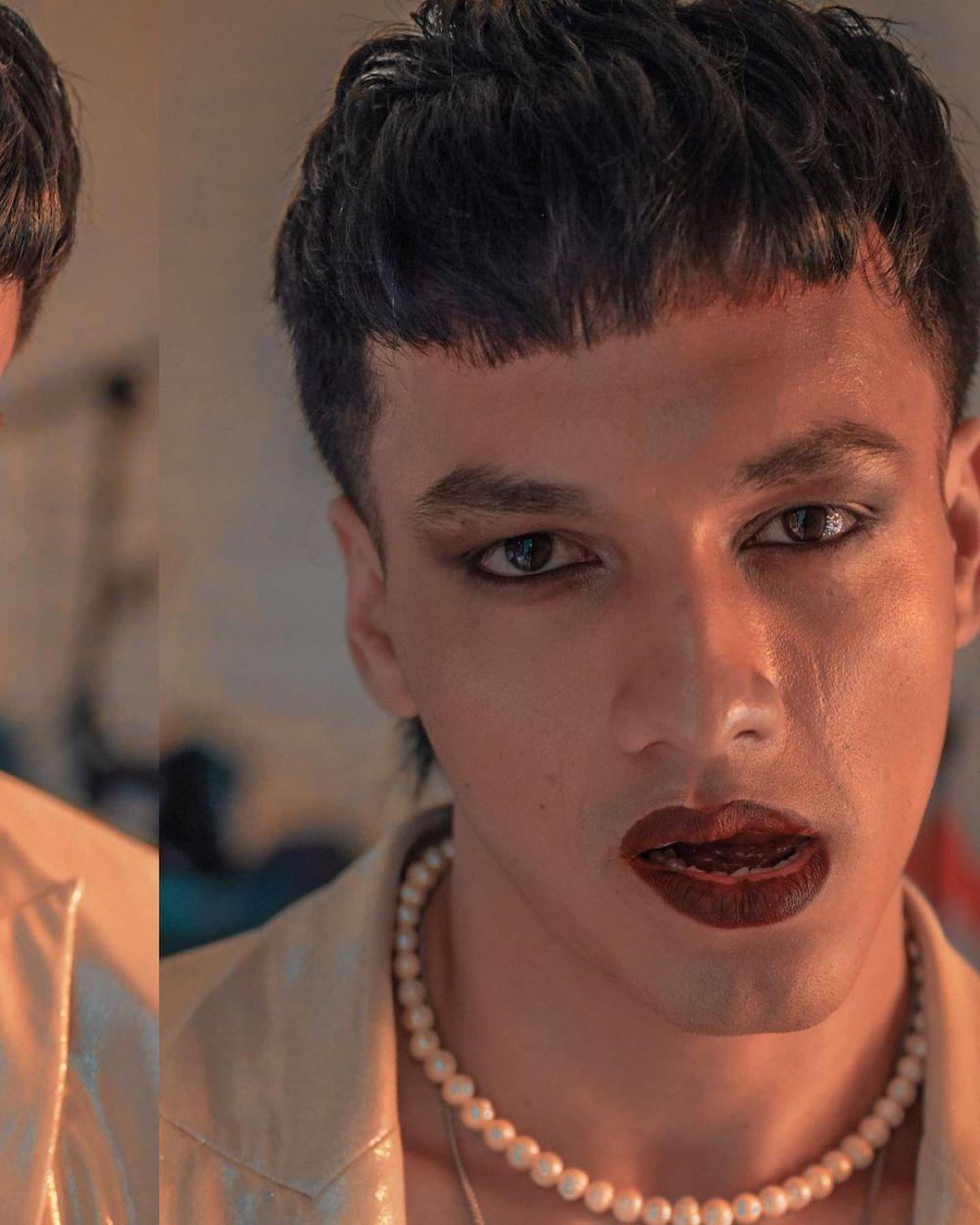 pemotretan Jefri Nichol makeup © 2020 berbagai sumber