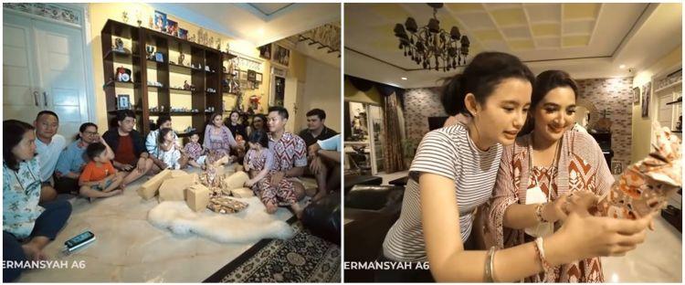 10 Potret rumah Sarah Menzel kekasih Azriel Hermansyah, mewah dan asri
