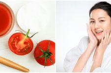 Cara membuat masker kopi dan tomat, bikin wajah putih dan halus
