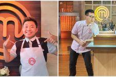 10 Potret Audrey runner up MasterChef season 7, chef yang jago kalimba