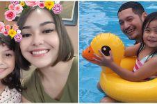 10 Momen seru Fara Simatupang 'Reyna' di lokasi syuting Ikatan Cinta