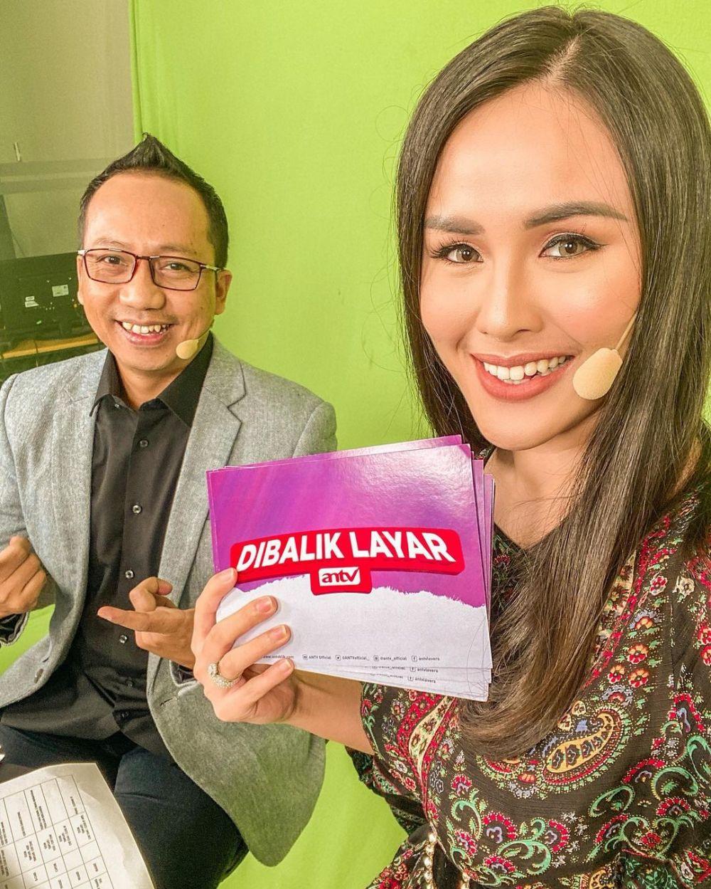 Potret terbaru Nita Sofiani pulang ke Indonesia © 2020 brilio.net Instagram