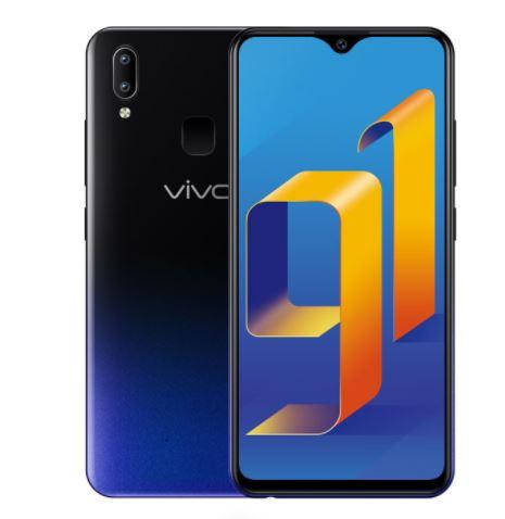 harga HP Vivo Y91 © vivo.com