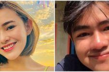 8 Potret Sabri Anto, pria viral mirip Amanda Manopo versi cowok