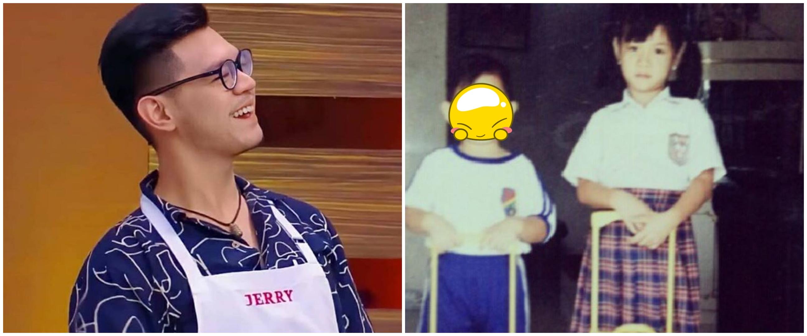 10 Potret transformasi Jerry MasterChef, kecilnya imut abis