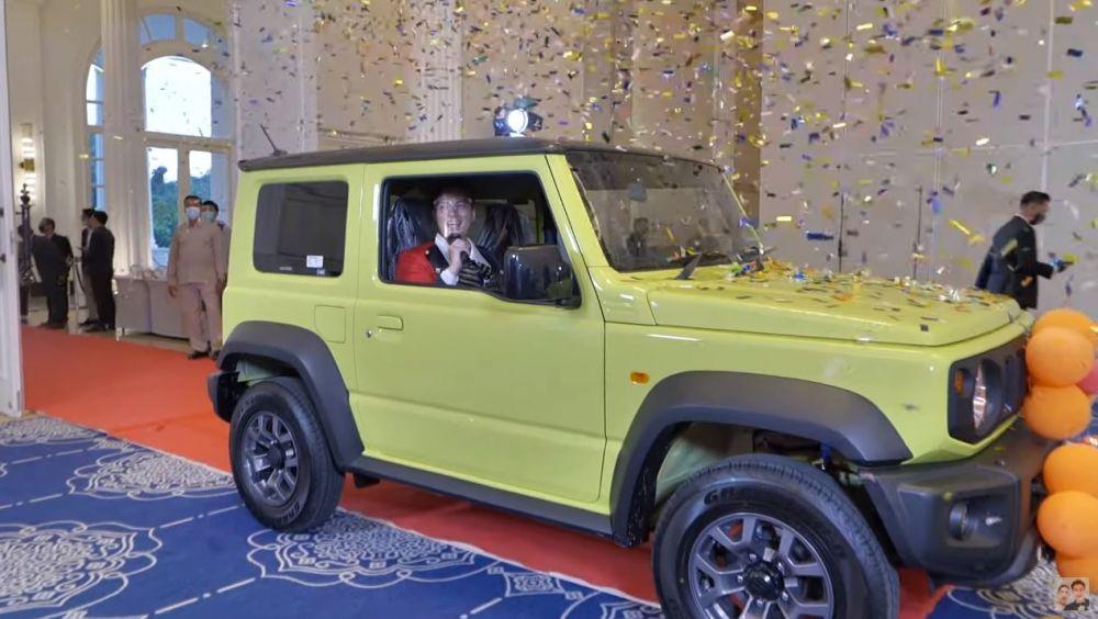 mobil hadiah Kiano © 2020 brilio.net