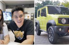 7 Potret mobil kado Baim Wong untuk Kiano, harganya bikin melongo