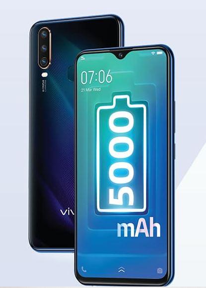 harga HP Vivo Y15 ©vivo.com
