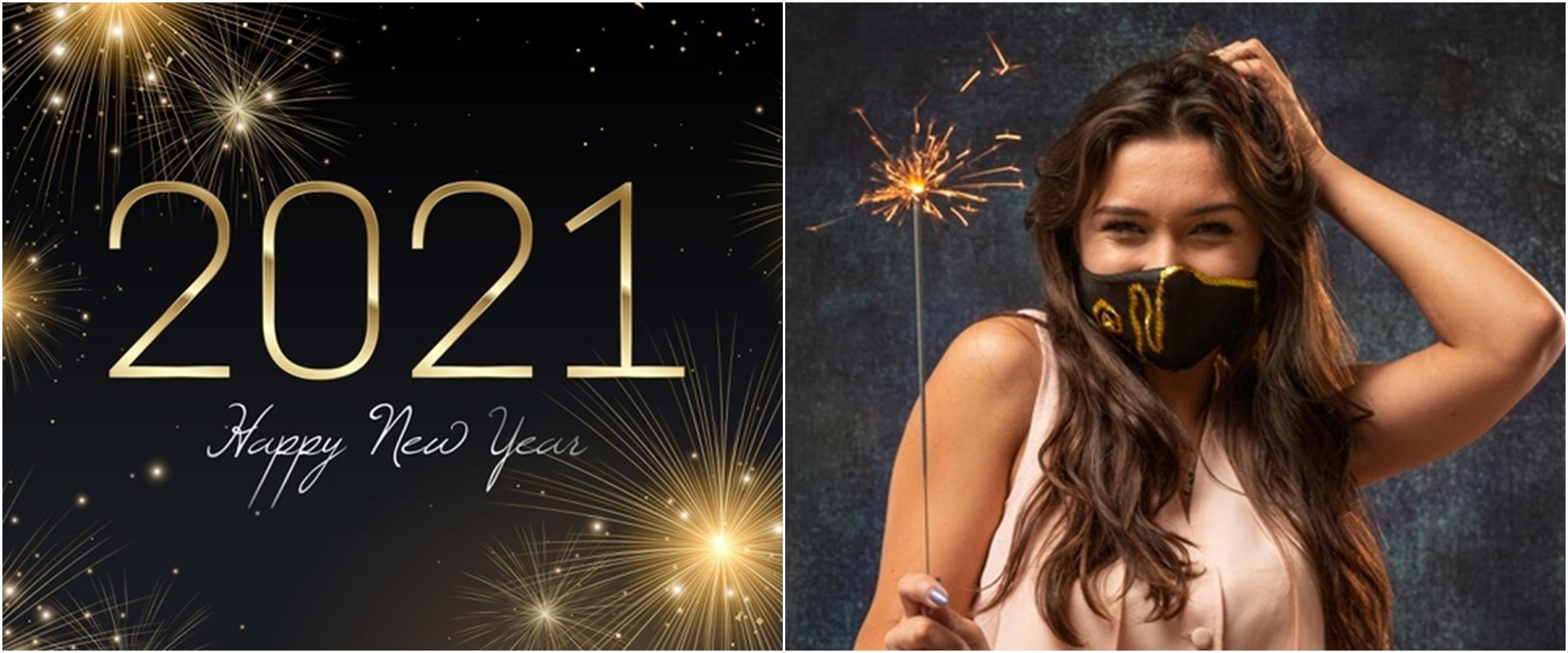 40 Ucapan selamat Tahun Baru 2021 dalam bahasa Inggris, penuh motivasi