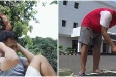 Kisah tukang bangunan sukses jadi anggota TNI ini bikin salut