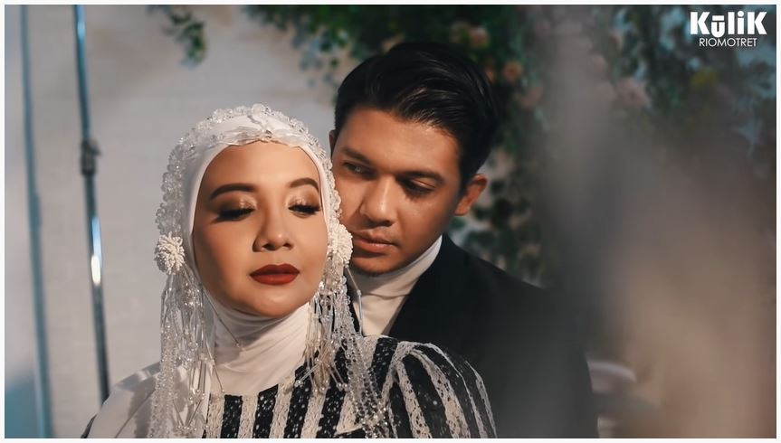 maternity shoot Zaskia Sungkar © YouTube