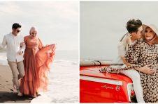 8 Momen pemotretan maternity Zaskia Sungkar, berkonsep high fashion