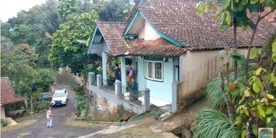 Rumah masa kecil seleb di Jawa Barat © 2020 brilio.net