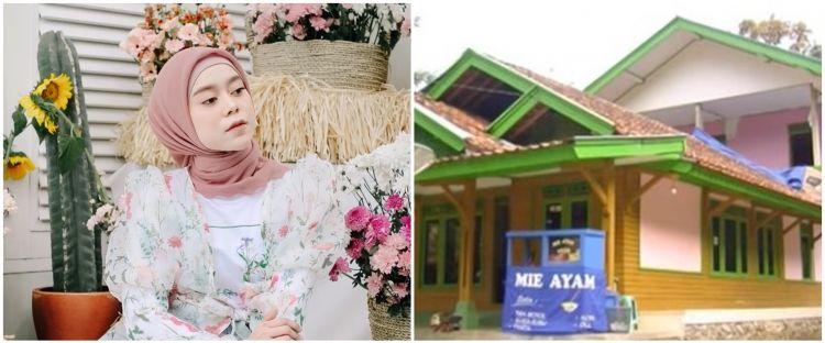 Potret rumah masa kecil 7 seleb di Jawa Barat, semuanya sederhana