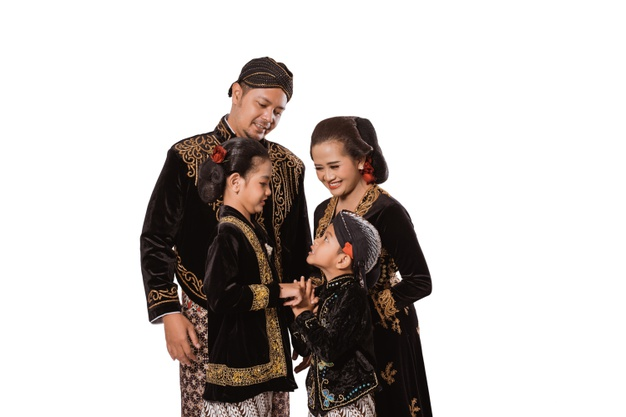 Tahun Baru 2021 Jawa © freepik.com