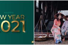 40 Ucapan selamat Tahun Baru 2021 bahasa Jawa, penuh makna