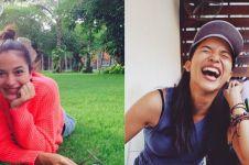 9 Potret persahabatan Angela Gilsha dan Putri Marino, bak kakak-adik