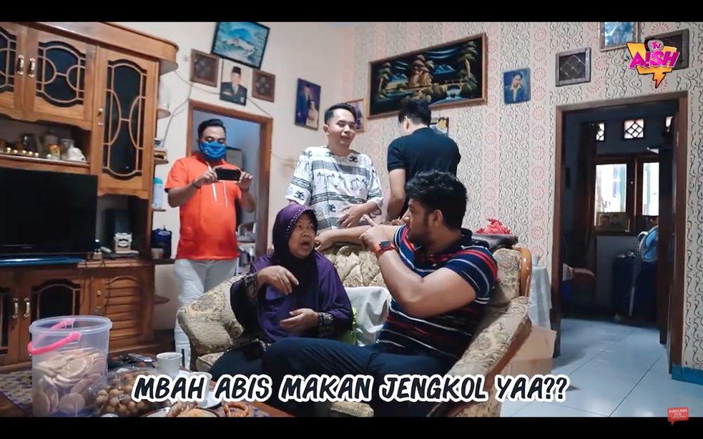 rumah Ammar Zoni di kampung halaman YouTube
