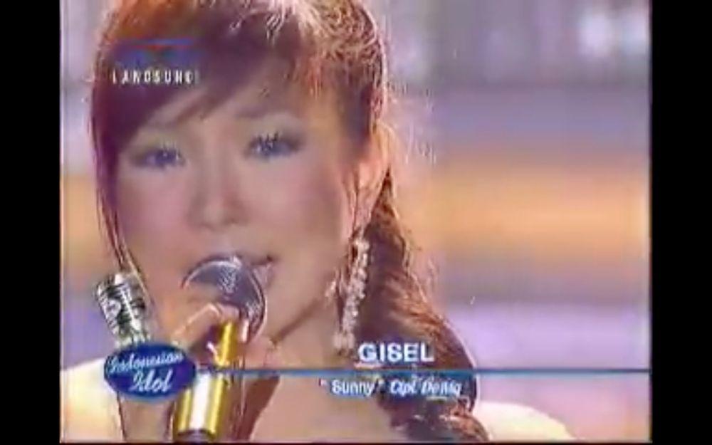 Gisella Indonesian Idol © 2020 brilio.net
