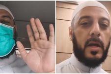 Curhat Syekh Ali Jaber ketika tahu ternyata positif Covid-19